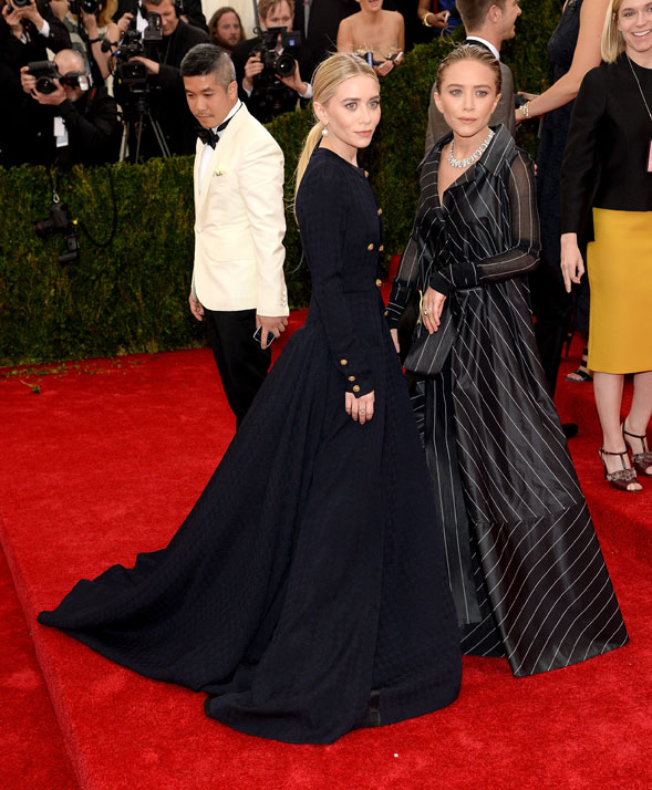 MET BALL 2014: Mary-Kate & Ashley Olsen How-Tos