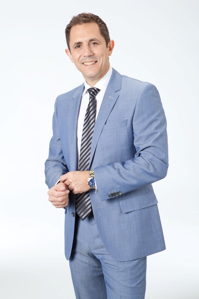 MODERN EXCLUSIVE: An Interview with New Wella CEO Sal Mauceri