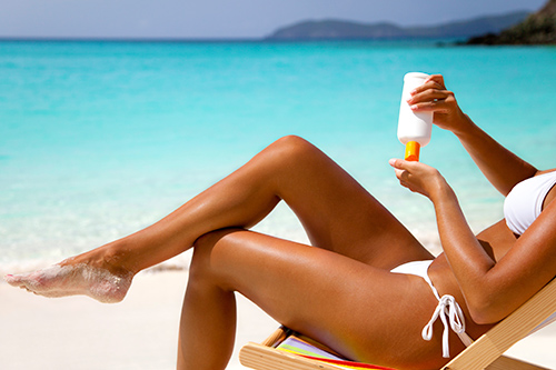 Don't Get Burned: Summer Skin Tips