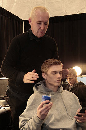 FASHION WEEK: Sean James Grooms Up the Guys at Mik Cire