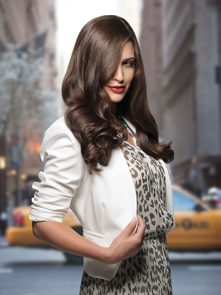 HOW-TO: Spicy Shade-on-Shade Brunette by Beth Minardi