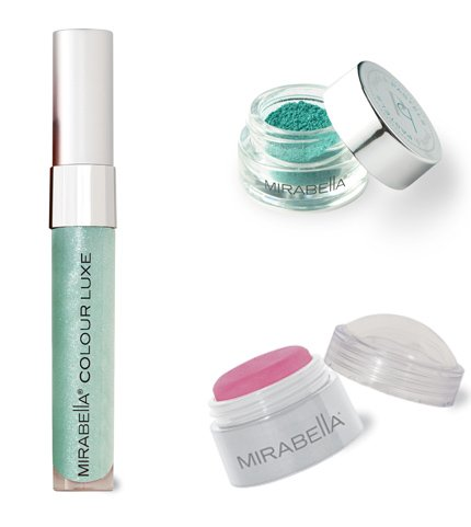 Mirabella Beauty Launches Pearls & Pastels Collection for Spring