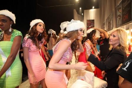 Miss USA, Olivia Culpo, Crowned Miss Universe 2012