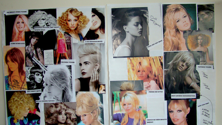 Keep Your Thoughts Organized With A Mood Board News Modern Salon
