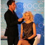 Sweis Celebrates Stylish Versatility of Moroccanoil