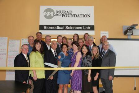 Murad Foundation Sponsors New Science Program