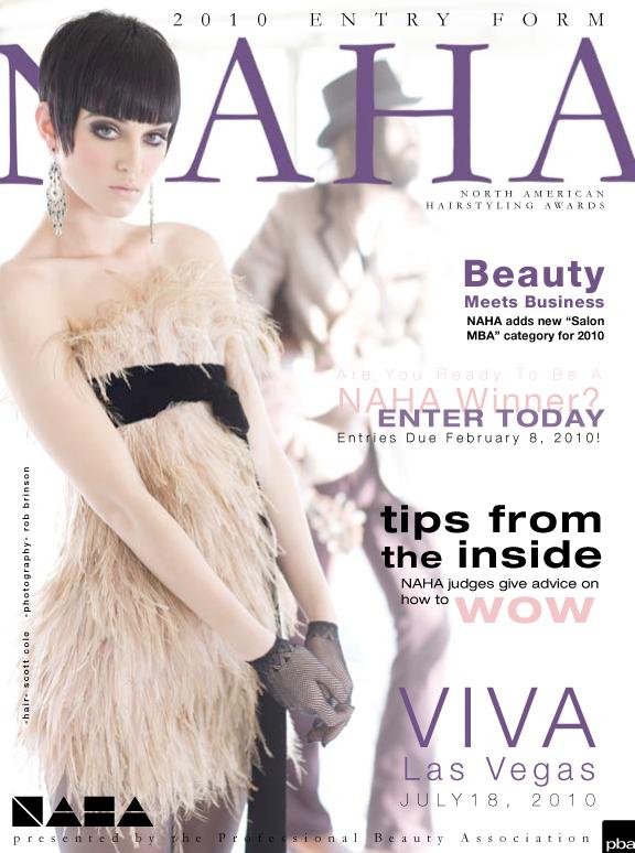 Countdown to NAHA 2010