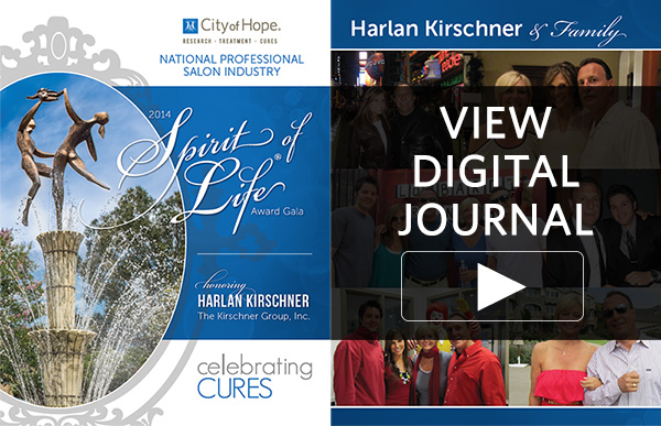CELEBRATING CURES: City of Hope Shares Spirit of Life Journal