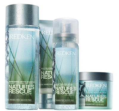 Redken Introduces 1st Natural Haircare Collection
