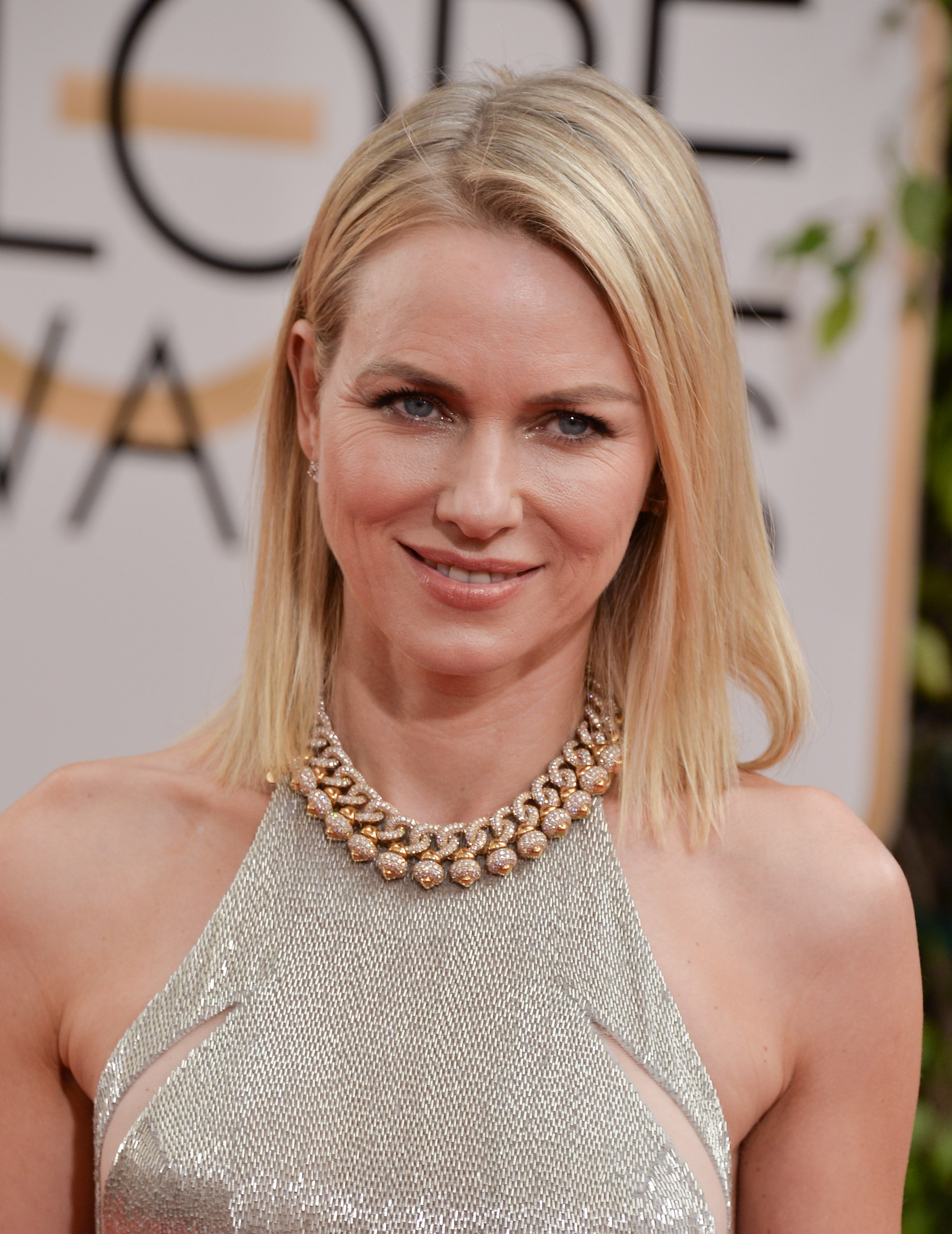 2014 GOLDEN GLOBES: Naomi Watts by Giannandrea with MNO
