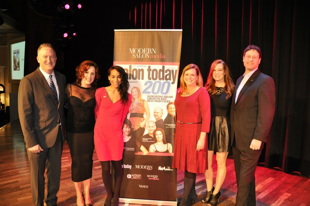 SALON TODAY 200 Owners Celebrate Business Success
