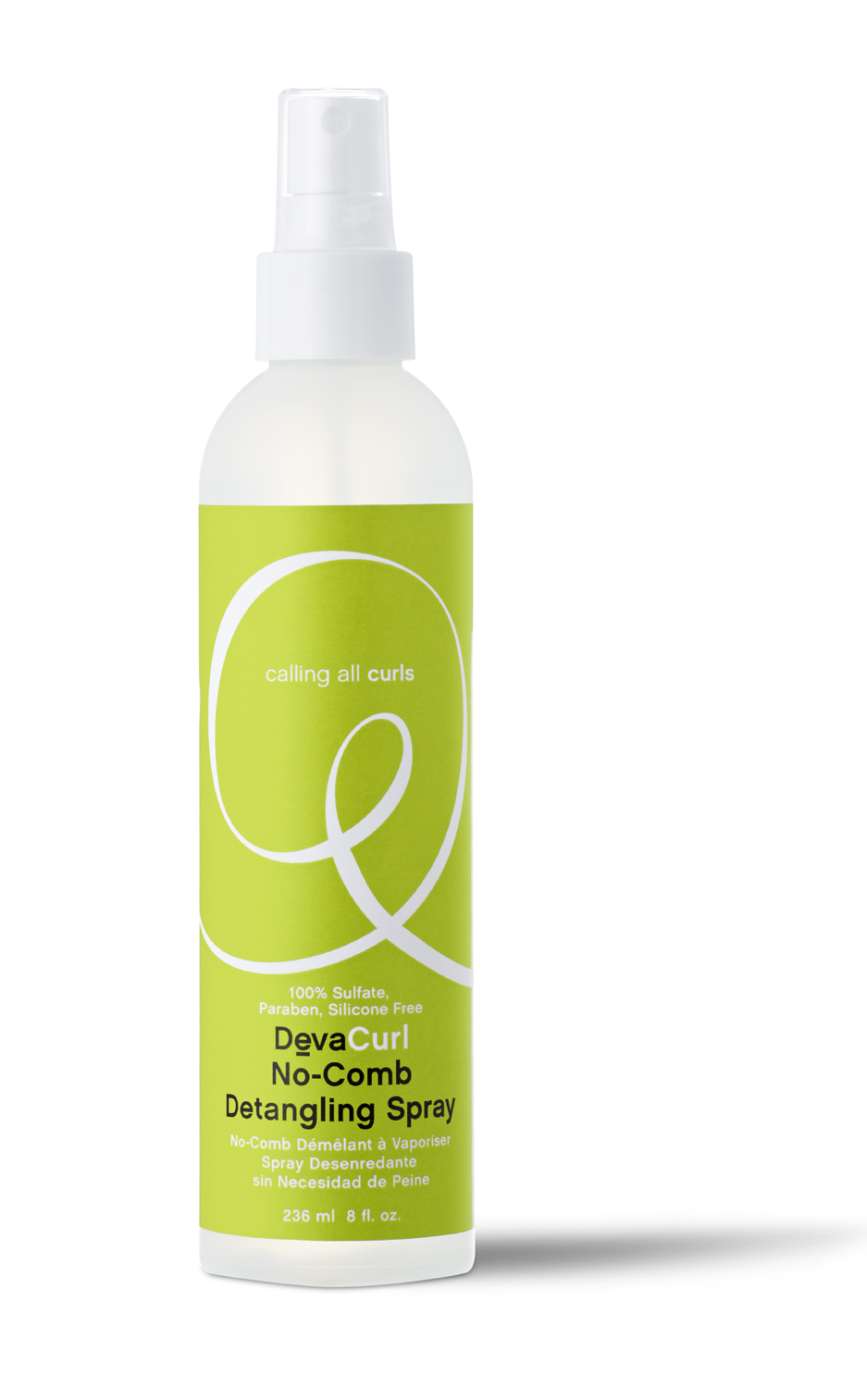 DevaCurl's No-Comb Detangling Spray