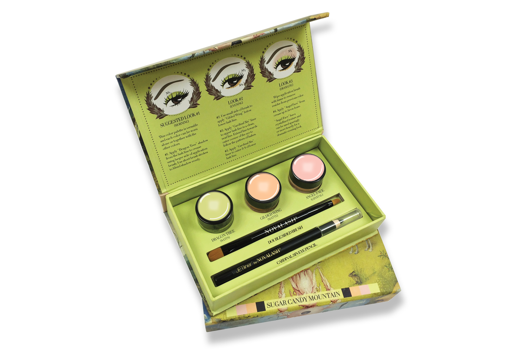 NovaLash Launches a New Line of Extended Wear Eye Shadow Kits