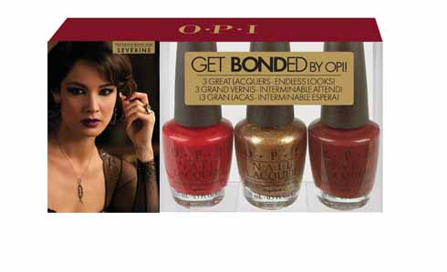 Get Bond-ed with OPI