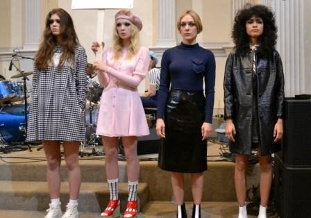 FASHION WEEK: OPI at Opening Ceremony  with Chloe Sevigny