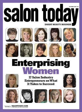 SALON TODAY's Enterprising Women of 2013