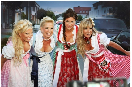 Oktoberfest Made Beautiful with Hairdreams