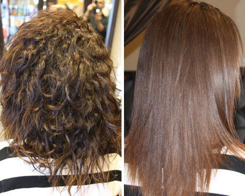 TEXTURE HOW-TO: Restore & Treat Curly Hair