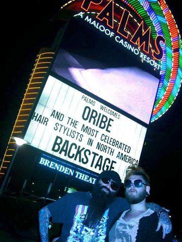 ORIBE Backstage