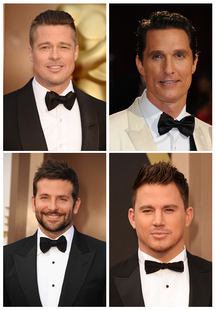 HOW-TO: Oscars Short Sides and Long Tops
