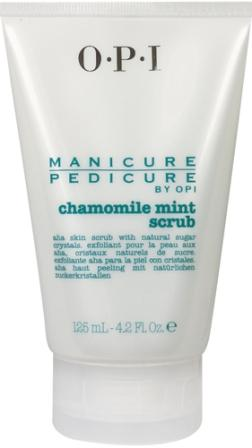 New OPI Chamomile Mint Treatments