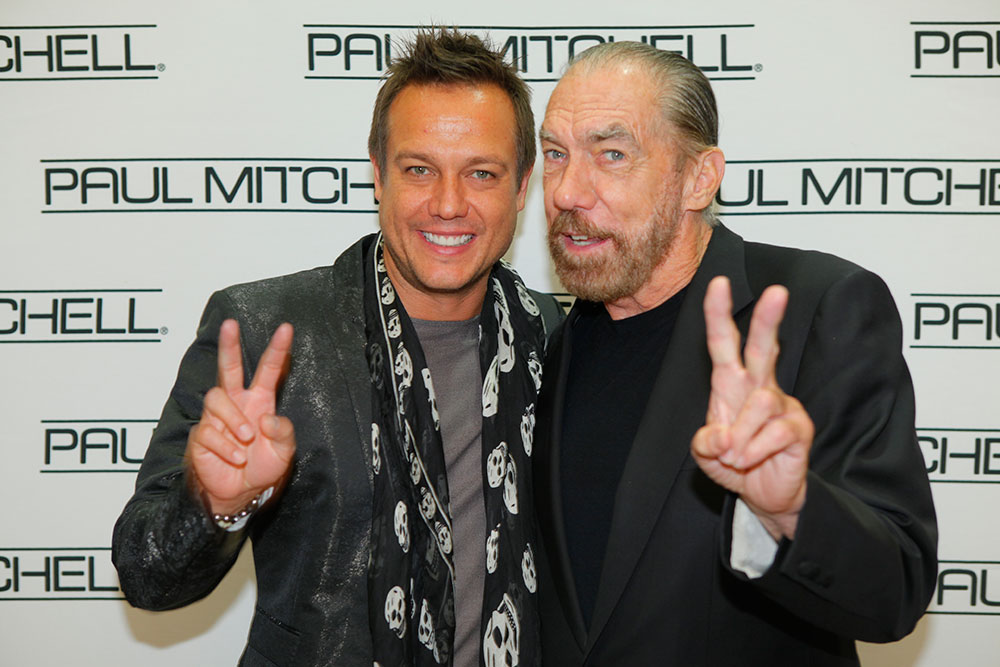 Paul Mitchell Co-Founder, John Paul DeJoria, on Shark Tank Nov. 1