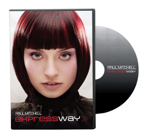 Paul Mitchell Express Way DVD