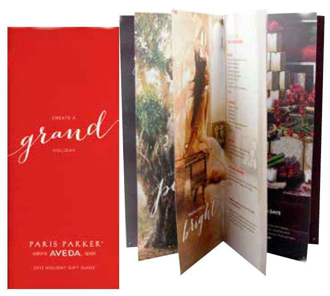 STAMP 2014: Paris Parker's Gift Catalog