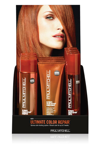 Paul Mitchell Introduces Ultimate Color Repair Line