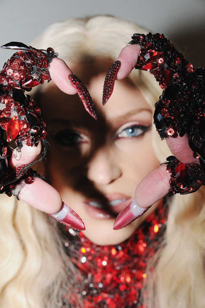 FASHION WEEK: The Blonds!!!! Amazing Hair and Nails