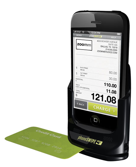 Phone Swipe Credit Card Reader