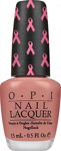 OPI Pink of Hearts for Charity