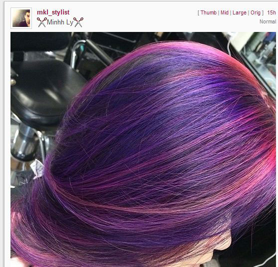 HOW-TO: Purple Meets Pink