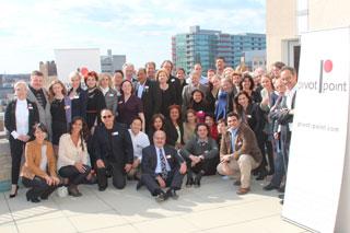 Pivot Point Hosts Global Distribution Partners