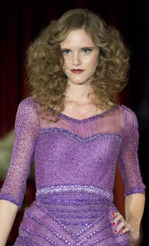 Pureology Styles Hair at Eco-Fashion Show