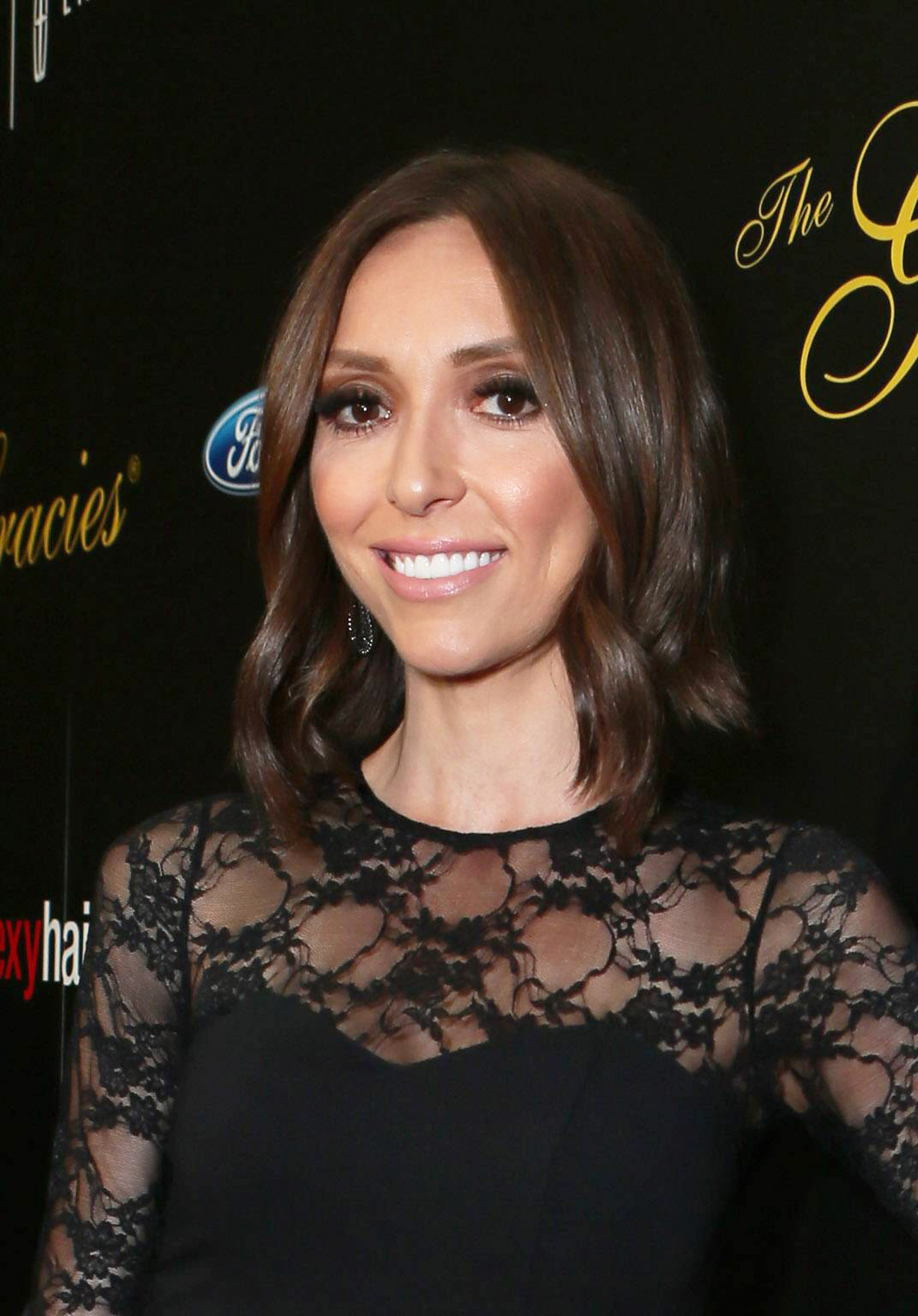 HOW TO: Giuliana Rancic's Tousled Waves at The Gracie Awards