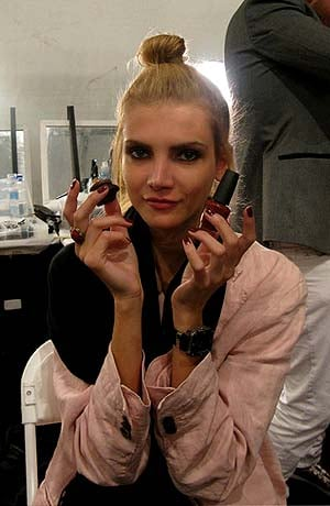 FASHION WEEK: OPI Creates Beautiful Nail Designs