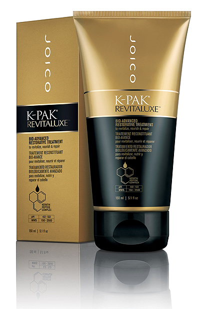 Joico's New RevitaLuxe Restorative Treatment