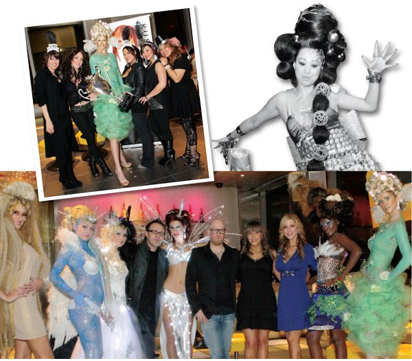 Rusk Sponsors Most Creative Salon competition in Vegas