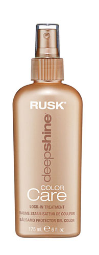 Rusk Expands Deepshine Color Care Line