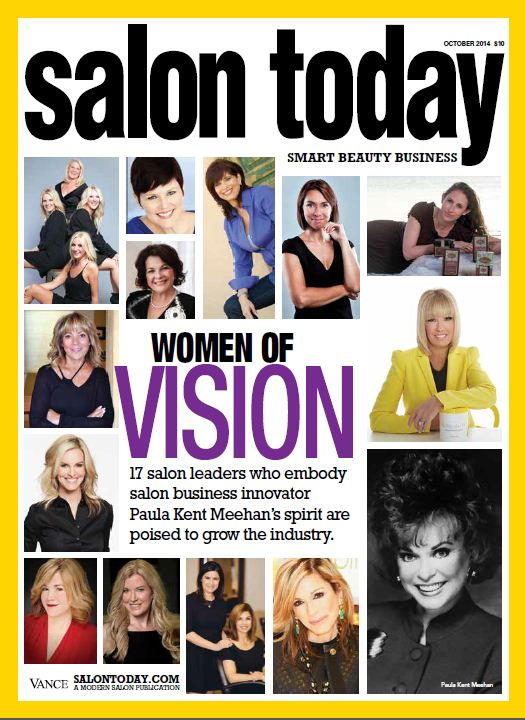 2014 Women of Vision