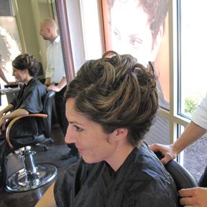 Laurel's Bridal Hair Challenge