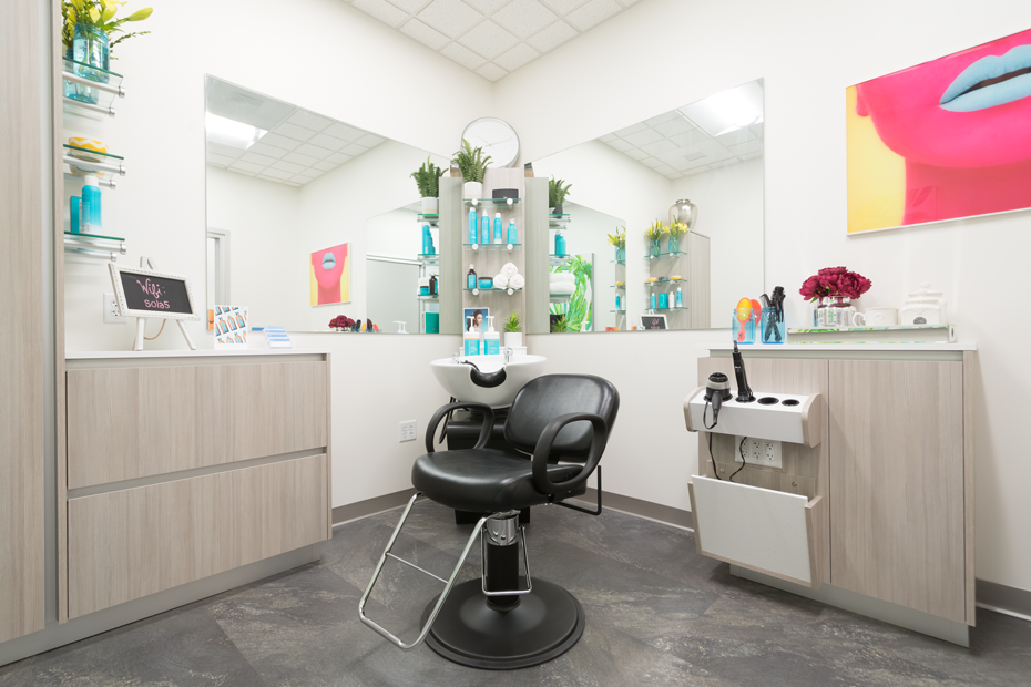 Beauty beyond the salon career modern salon for A salon solution port st lucie