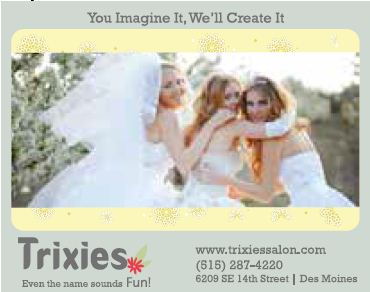 STAMP 2014: Trixies Print Ad