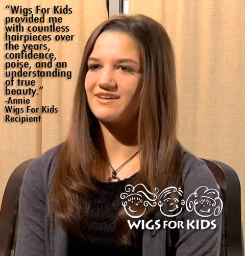 Take Action Guide: Wigs for Kids