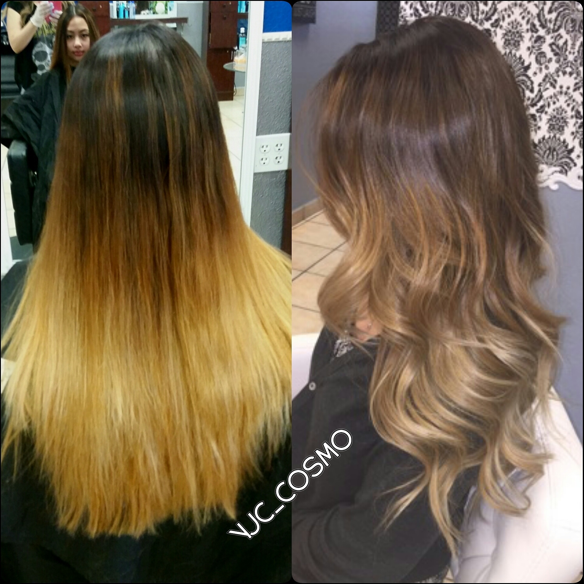 Color Correction The Better Blend Career Modern Salon