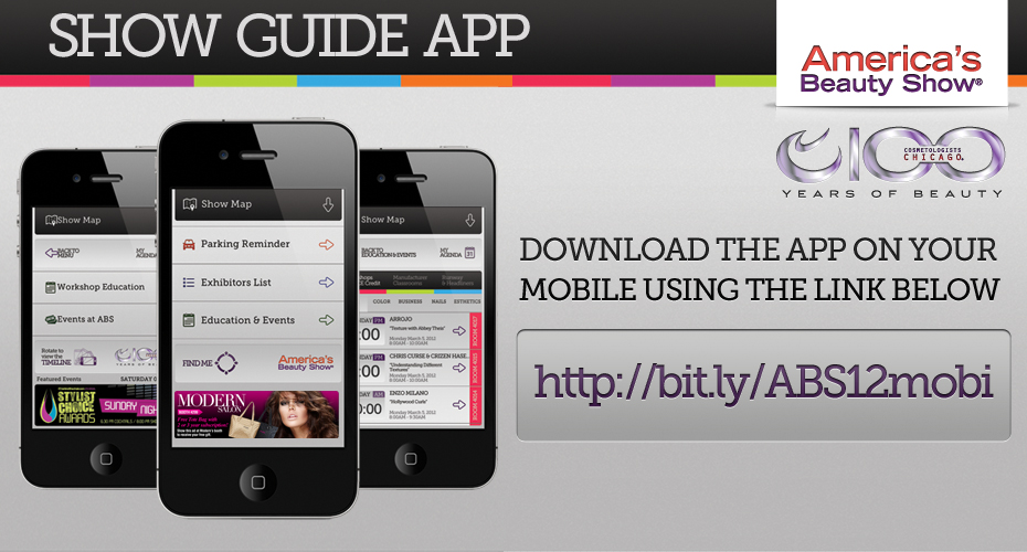 America's Beauty Show APP for iPhone!