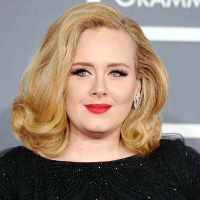 Adele's Fresh Face at the Grammys