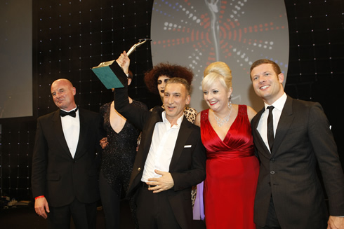 2009 British Hairdressing Award Winners Announced