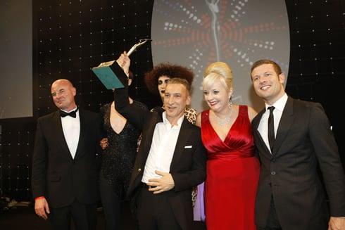 2009 British Hairdressing Award Winners Announced